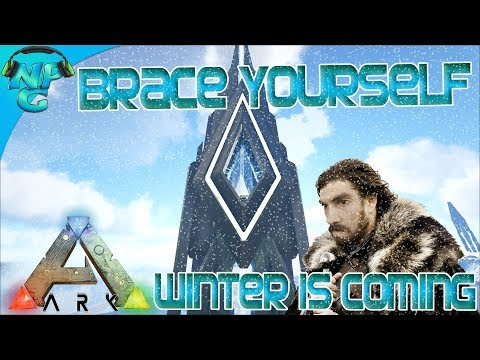 Winter is Coming - Raiding our Foes Primitive Style! Nerd Parade's Game of Obelisks! E8