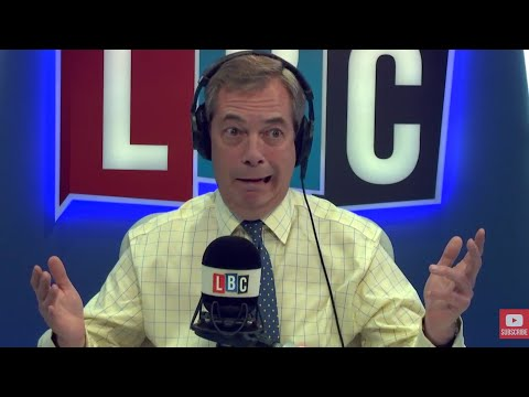 The Nigel Farage Show: joined by Jacob Rees-Mogg. Government