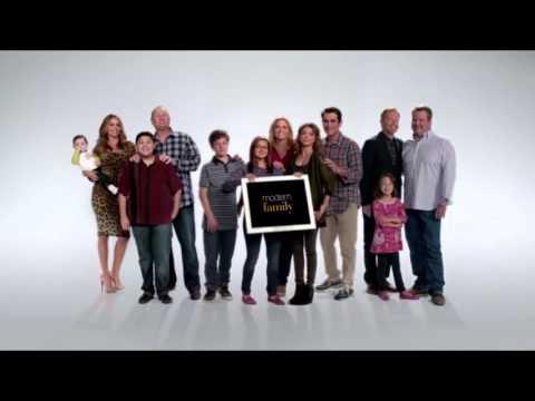Modern Family Intros - All Seasons