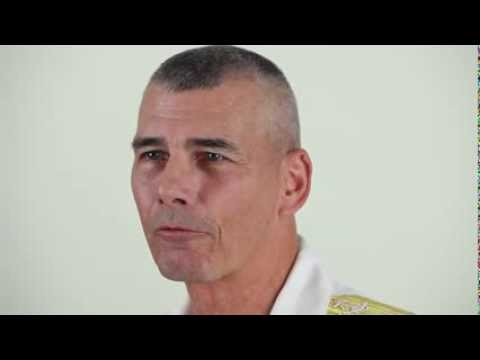 Navy Reserve Chaplain - Rear Admiral Gregory Horn