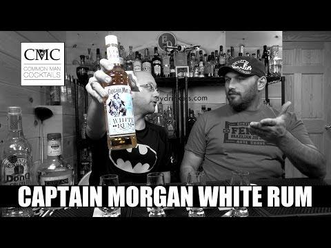 Captain Morgan White Rum Review / Blind Tasting