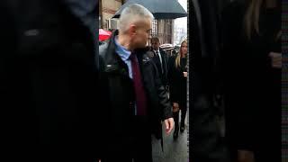 Ivica Dačić stigao na Novo groblje - 22.02.2019.