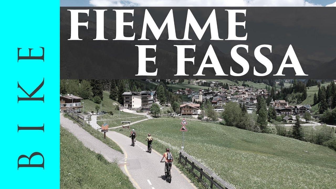 Download Ciclabile della Val di Fiemme e Fassa