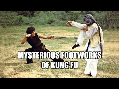 Wu Tang Collection - Mysterious Footworks of Kung Fu