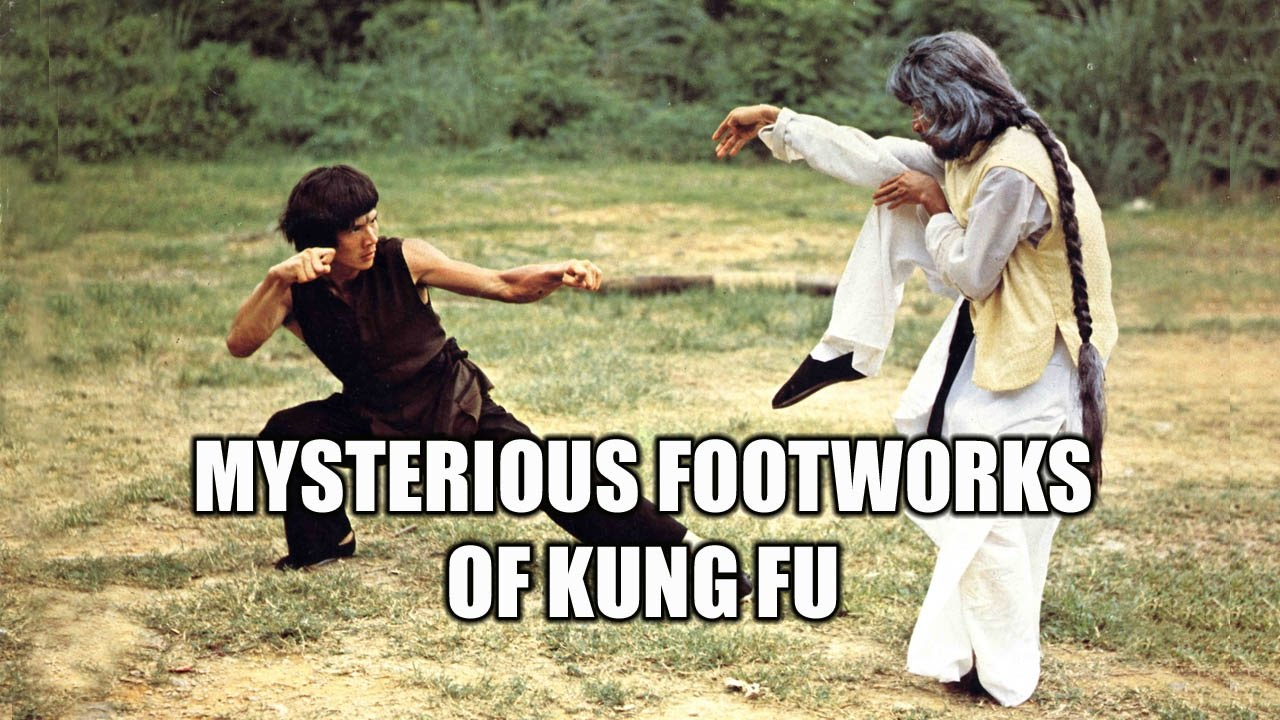 Download Wu Tang Collection - Mysterious Footworks of Kung Fu