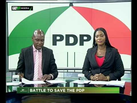 Battle to Save the PDP