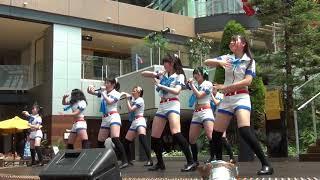 2013年5月3日(金祝) 憲法記念日 11:50-12:06 博多リバレインどんたく祭...