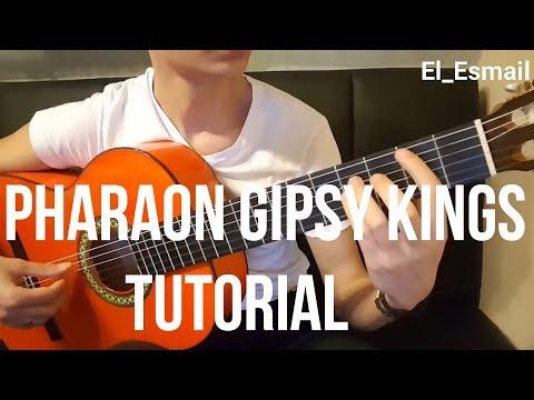 Pharaon Gipsy kings - Rumba Flamenca - Tutorial #2