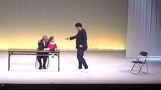 ゾフィー キングオブコント2019「不倫の謝罪会見」