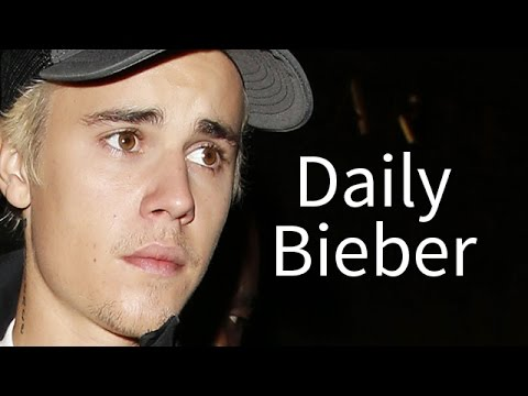 Justin Bieber Fights Scooter Braun LOL - VIDEO