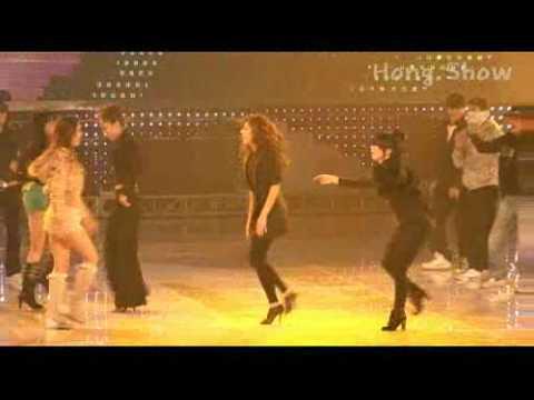 Son Dam-Bi VS AFTER SCHOOL[dambi's friends]  ..DANCE BATTLE . KOREA