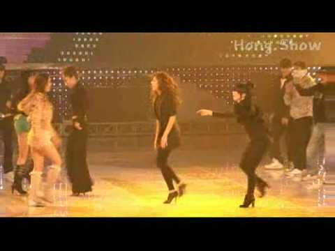 Son Dam-Bi VS AFTER SCHOOL[dambi's friends]  ..DANCE BATTLE . KOREA