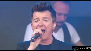 Rick Astley - Never Gonna Give You Up [LIVE]