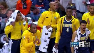 Golden State Warriors vs. Denver Nuggets - November 4, 2017