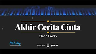 Download Lagu Akhir Cerita Cinta (MALE KEY) Glenn Fredly (KARAOKE PIANO) mp3