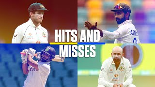 Ashwin foxing Smith to Paine dropping Pant: moments that defined Aus vs Ind