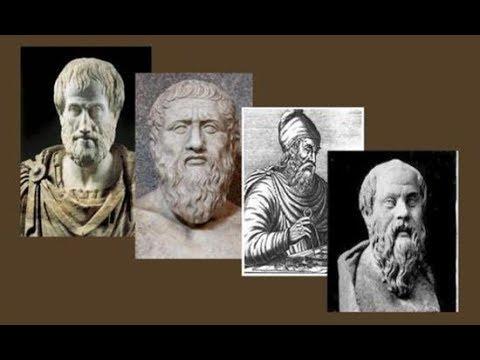 Ancient Greek Philoshophy