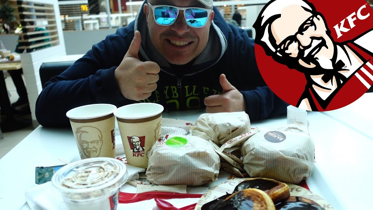 KFC – Grube śniadanie