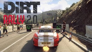 WORLD RECORD | DIRT RALLY 2.0 | PORSCHE 911 RGT | ASCENSO PRO VALLE EL GUALET | COCKPIT/CHASE