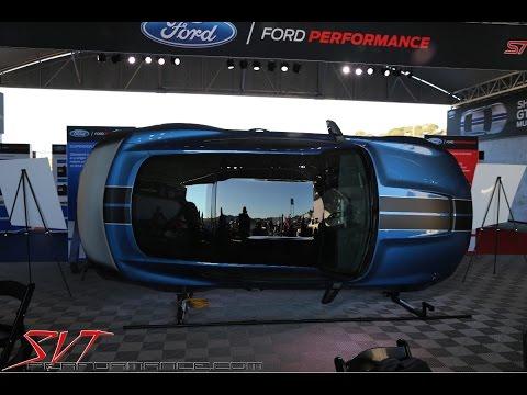 Shelby GT350 Engineering Presentation