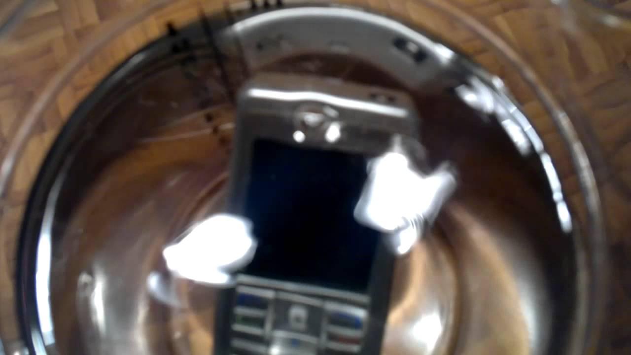 Test av Nokia E60