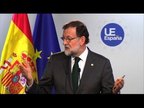 """Rajoy: se ha llegado a un """"situación límite"""" en Cataluña"""