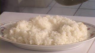 Sticky Jasmine Rice