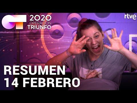 RESUMEN DIARIO OT 2020 | 14 FEBRERO