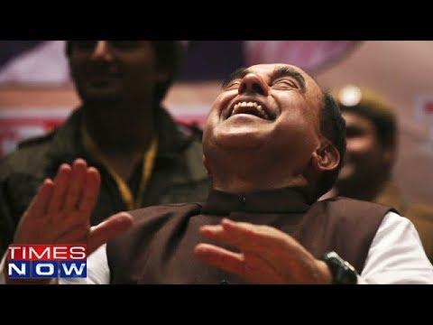 Subramanian Swamy Mocks Rahul Gandhi's 'PM Declaration'