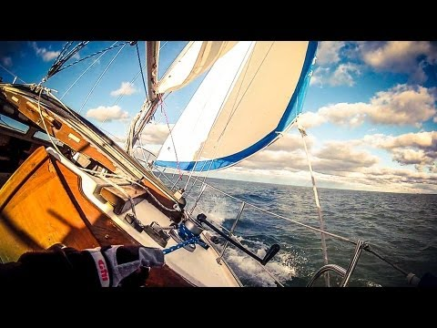 Loose Foot Main Sail - Catalina 30