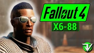 FALLOUT 4: X6-88 Courser COMPANION Guide! (Everything You Need To Know About X6-88 in Fallout 4!)
