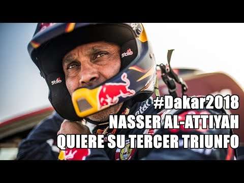 DAKAR 2018: NASSER AL-ATTIYAH, CANDIDATO A LA VICTORIA