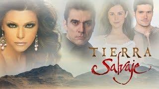 Jorge Salinas y Camila Sodi en TIERRA SALVAJE con Itatí Cantoral