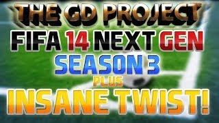 FIFA 14 NEXT GEN | The GDP S3 | INSANE TWIST!!