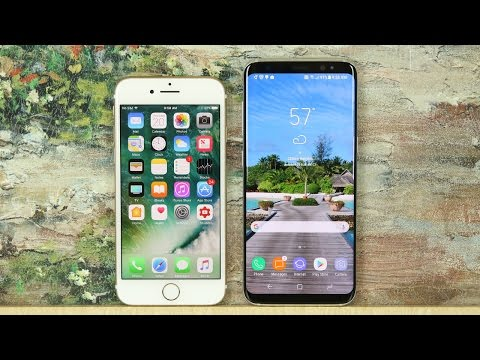 iPhone 7 vs Samsung Galaxy S8: Full Comparison