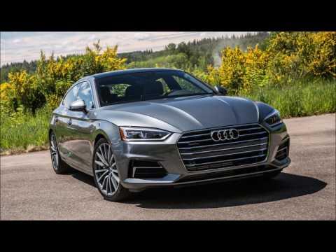 Audi A5 Sportback: First Drive 2017 Slideshow