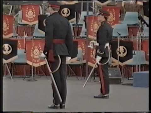 RMC Beating of Retreat & 1812 Overture 1985
