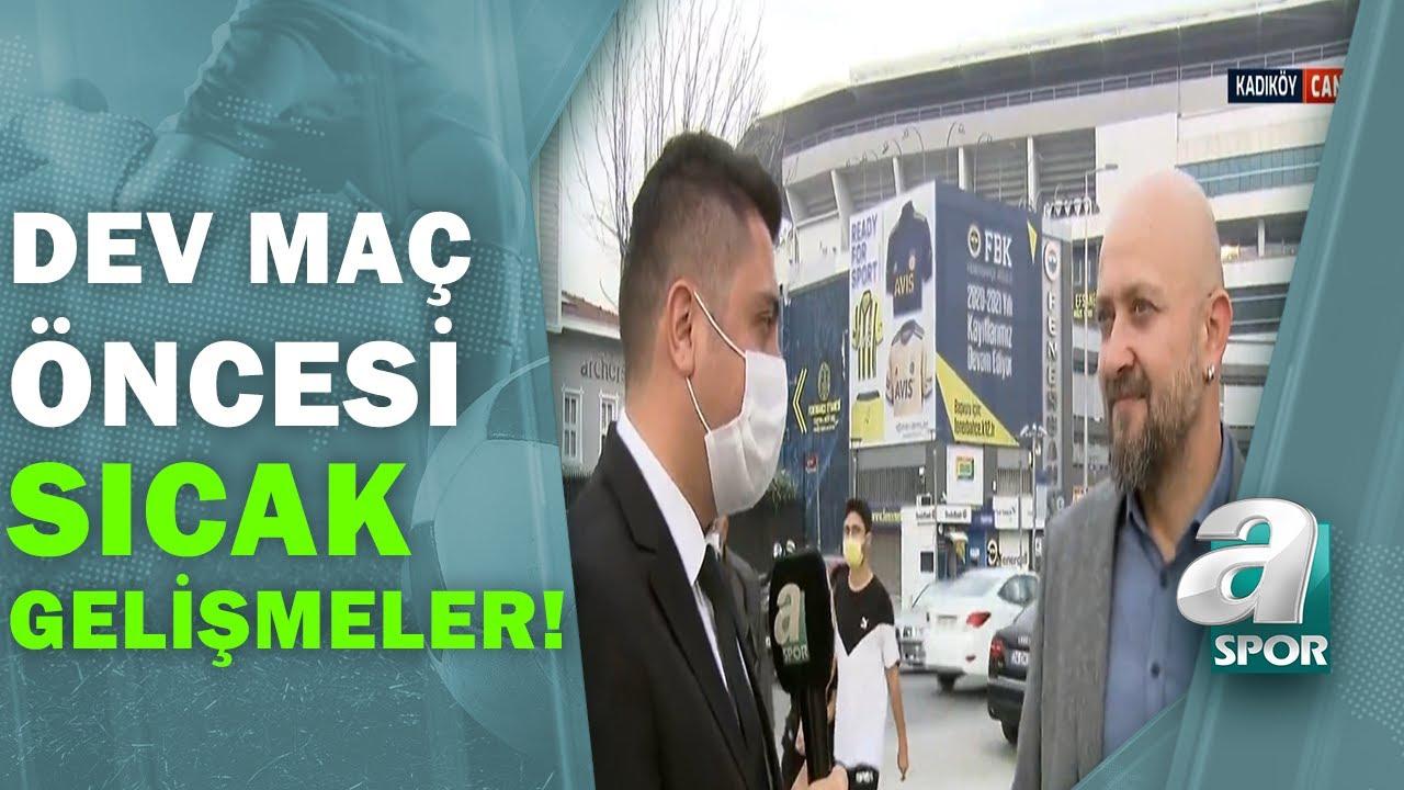 Ahmet Selim Kul Ve Mehmet Emin Uluç Fenerbahçe - Trabzonspor Maçı Öncesi Son Gelişmeleri Açıkladı!