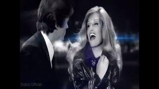 Gambar cover Dalida & Alain Delon - Paroles, paroles (1973)- tradução