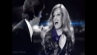 Dalida & Alain Delon - Paroles, paroles (1973)- tradução Resimi