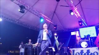 BECKET GIVES A LIVE MEDLEY PERFORMANCE OF SOME OF HIS CLASSIC SOCA HITS