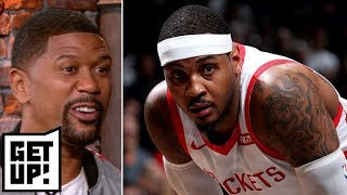 Jalen Rose: Carmelo Anthony has failed to