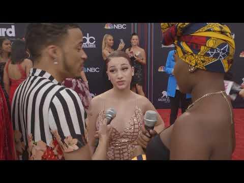 Danielle Bhad Bhabie Bregoli Talks Nicki Minaj & Cardi B and more!  The Shade Room