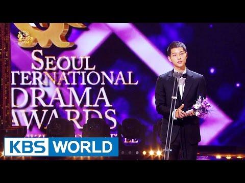 2016 Seoul International Drama Awards | 2016 서울 드라마 어워즈 - Part.2 [ENG / 2016.09.16]