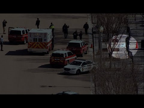 Man commits suicide outside the White House