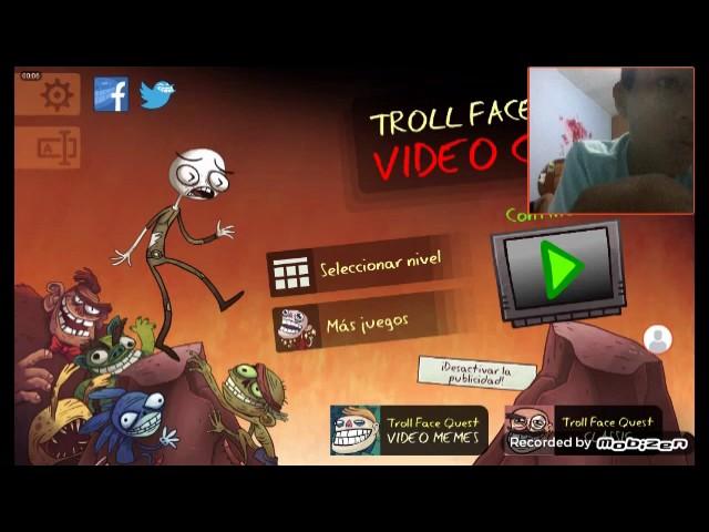 Trollface quest:la atrapa de POOKACHU