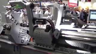 Чудо станок делает пружины. Автоматическое изготовление деталей из проволоки на станке(, 2014-12-15T11:57:32.000Z)