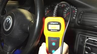 How To Clear VW Passat Airbag Light - VW Airbag Fehler löschen
