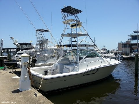 [UNAVAILABLE] Used 1991 Tiara 3300 Sportfish In Biloxi, Mississippi