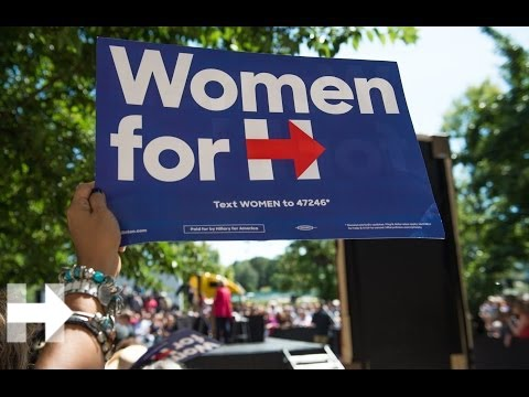 Women for Hillary Clinton Speech and Launch | Hillary Clinton